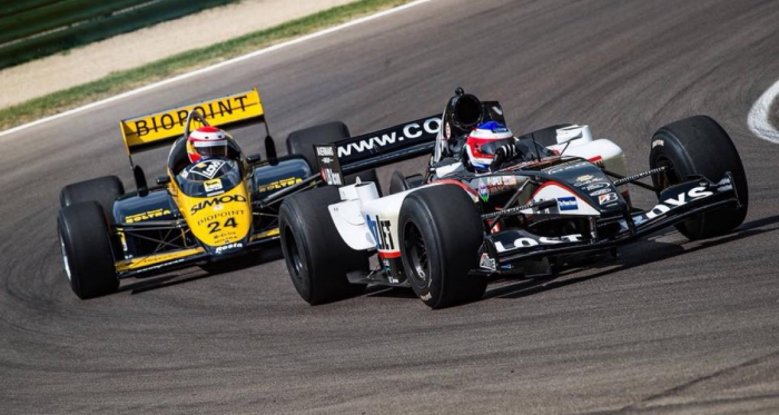 Fonte: Historic Minardi Day