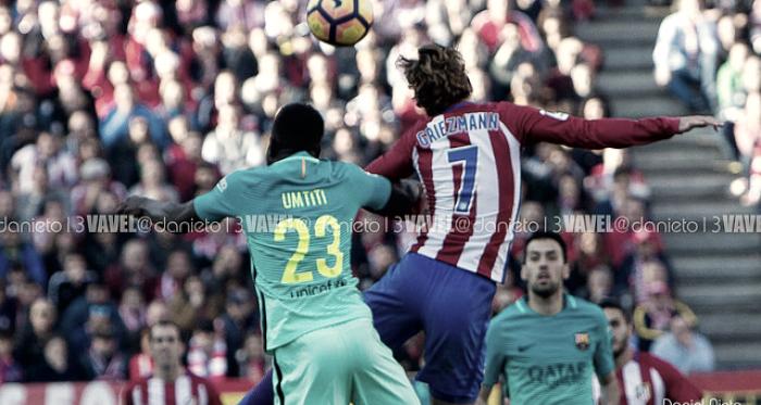 Confirmado: FC Barcelona – Atlético de Madrid, 4 de marzo a las 16:15h