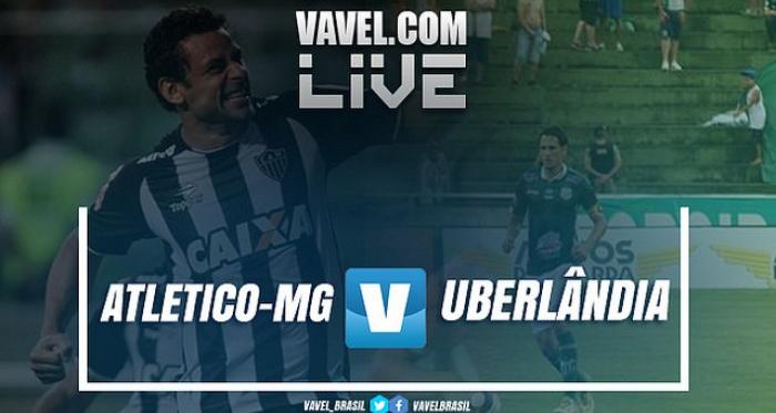 Resultado Atlético-MG x Uberlândia pelo Campeonato Mineiro 2017 (3-0)