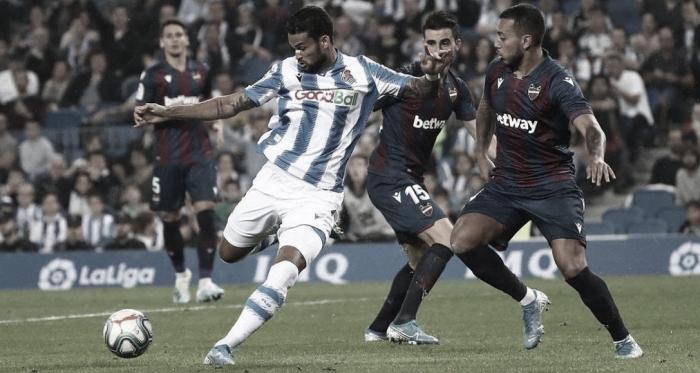 Previa Levante - Real Sociedad: Una final más para optar a Europa