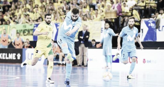 Inter deja a Jaén 'a centímetros' de la final