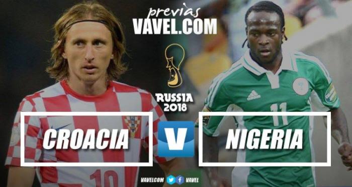 Russia 2018 - Croazia-Nigeria, dimostrare di essere grandi