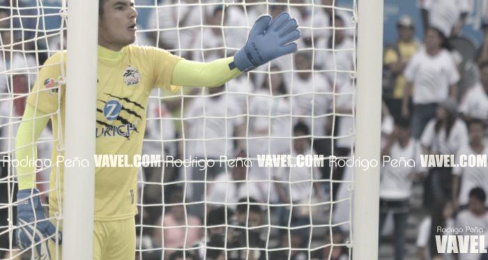 Canales ha podido disputar sólo 66 minutos durante el Clausura 2018 (Foto: Rodrigo Peña |VAVEL México)