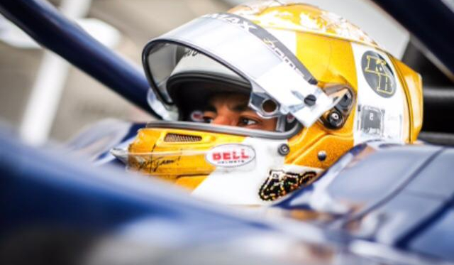 Sean Gelael Kapten Tim Indonesia ke FIA Motorsport Games