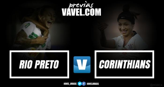 Em confronto paulista, Rio Preto e Corinthians fazem primeira semifinal do Brasileirão Feminino