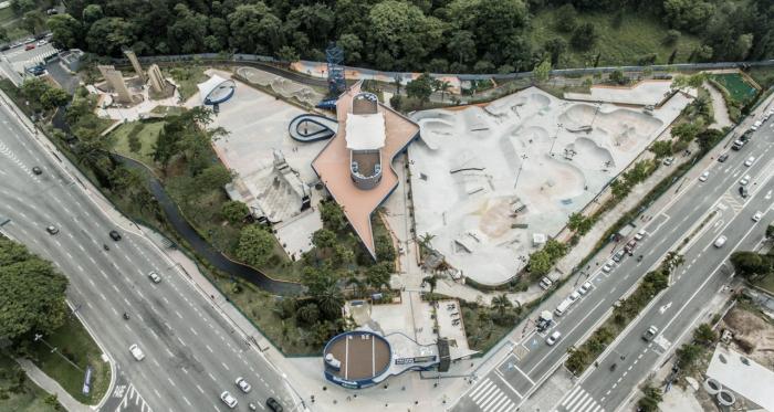 Reabertura da tradicional pista de skate de São Bernardo do Campo tem Sandro Dias e shows