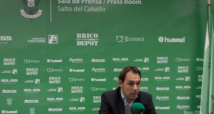 El Racing de Ferrol destituye a Miguel Ángel Tena