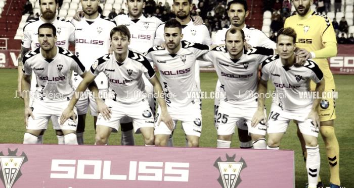 Albacete Balompié - Real Zaragoza: puntuaciones del Albacete, jornada 19 de la Liga 1 2 3
