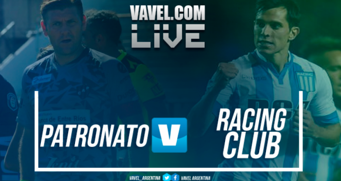 Patronato vs Racing en vivo | Foto: VAVEL