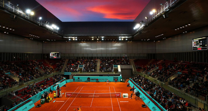 Madrid Open Cancelled