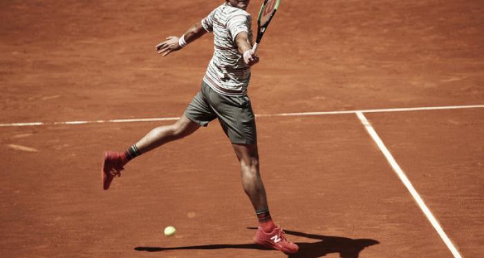 Milos Raonic será baja para Roland Garros