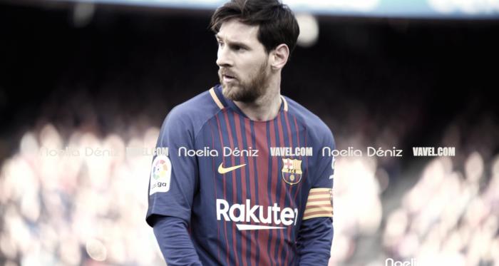 Leo Messi, un astro dentro y fuera del campo | Foto de Noelia Déniz, VAVEL