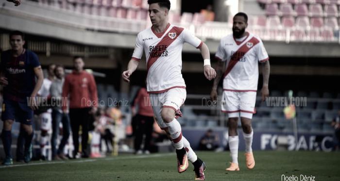 Álex Moreno durante un partido | Fotografía: Noelia Déniz (VAVEL)