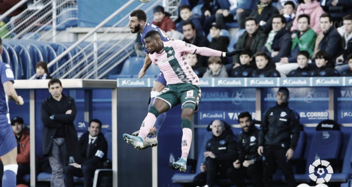 Deportivo Alavés - Real Betis: puntuaciones del Real Betis, 19ª jornada de La Liga Santander