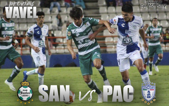 Previa Pachuca - Santos: a un escalón de la Liguilla
