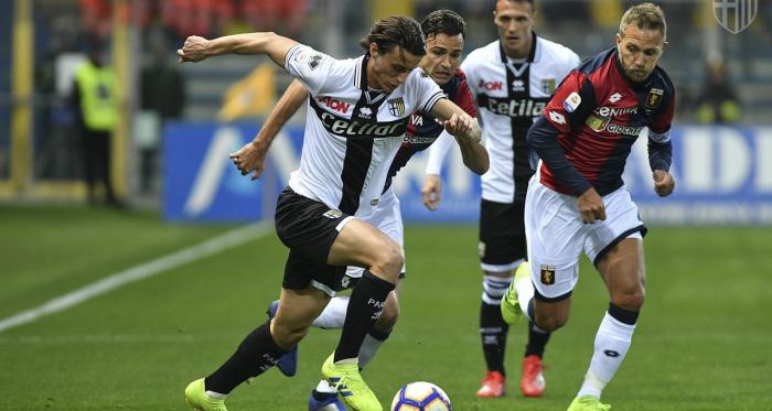 Serie A - Il Parma torna a vincere: contro il Genoa decide l'ex Kucka (1-0)