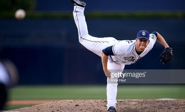 Would The Padres Trade Craig Kimbrel?