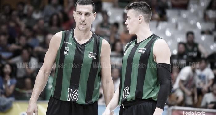 Zisis y Dimitrijevic llevarán la batuta del Joventut (Noelia Déniz, VAVEL)