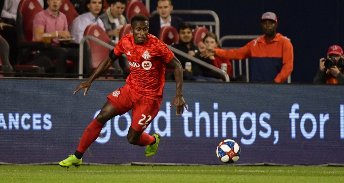 Toronto FC stuns first Place Columbus Crew 3 -1 in Connecticut
