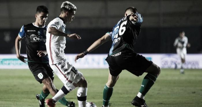 Vélez no pudo con Banfield y quedo afuera de la Copa Sudamericana