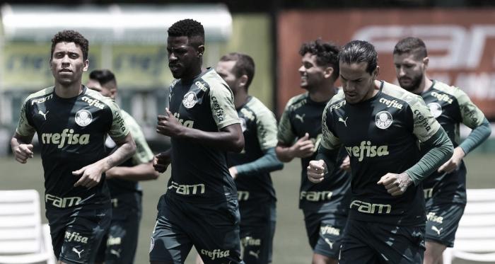 Desfalcado Palmeiras vai ao Equador medir forças contraDelfín