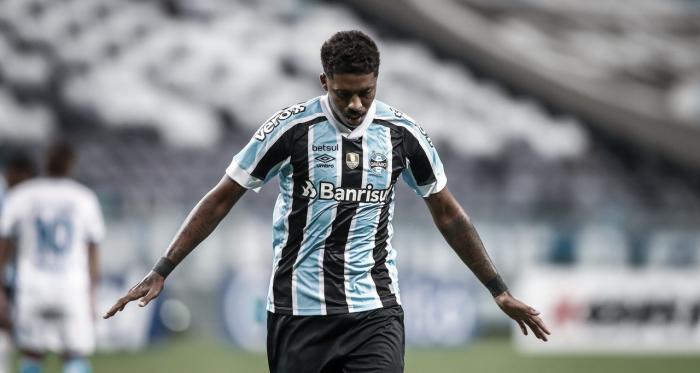 Jean Pyerre comanda vitória do Grêmio contra Novo Hamburgo