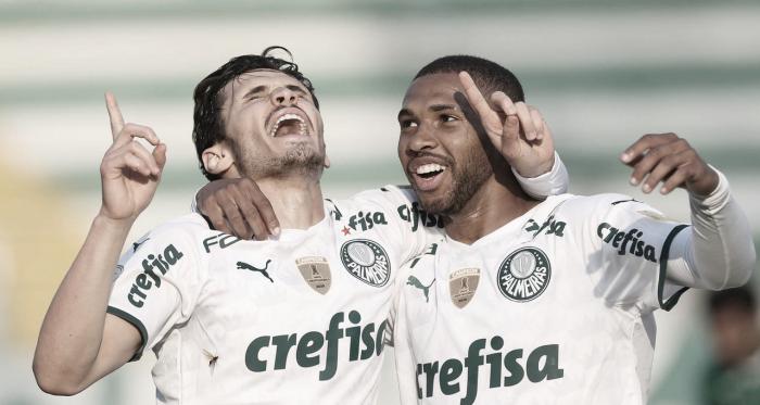 Luiz Adriano volta a marcar e Palmeiras tem vitória tranquila sobre Chapecoense