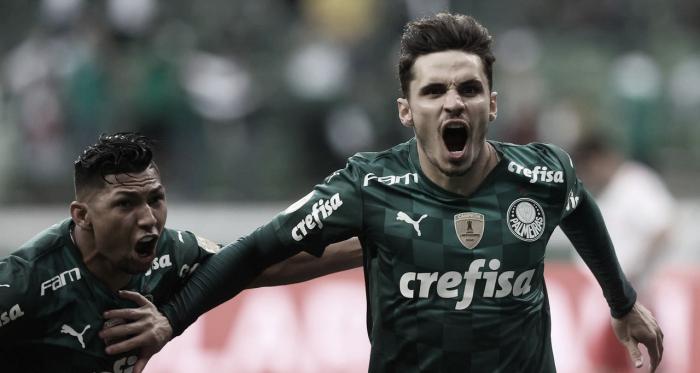 Palmeiras vence Internacional equebra sequência negativa no Brasileiro