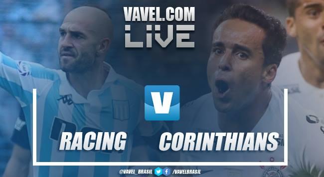 Resultado gols e pênaltis Racing e Corinthians pela Sulamericana 2019