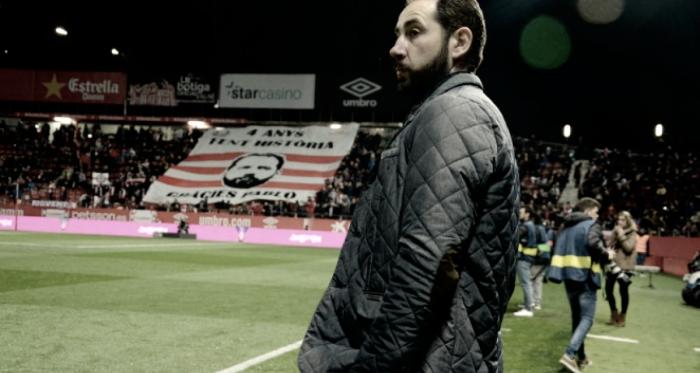 """Machín: """"Queremos jugar en Europa"""""""