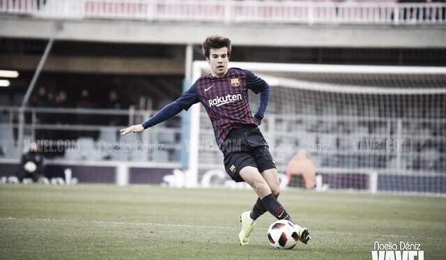 FC Barcelona B - Alcoyano 2-0. Miniestadi | Foto: Noelia Déniz VAVEL