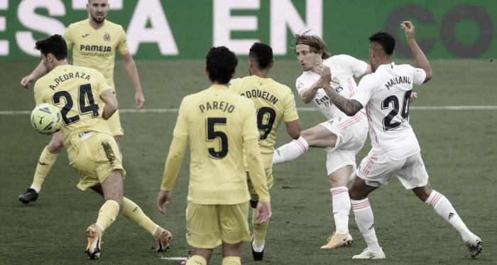 Previa Real Madrid vs Villarreal: Prueba de fuego