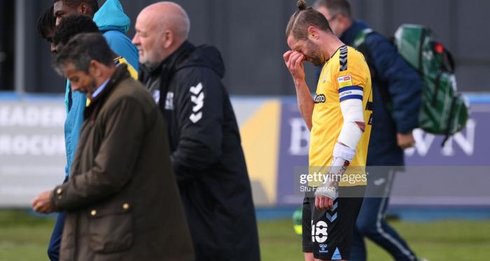Barrow 1-2 Southend United: Shrimpers have relegation confirmed despite victory