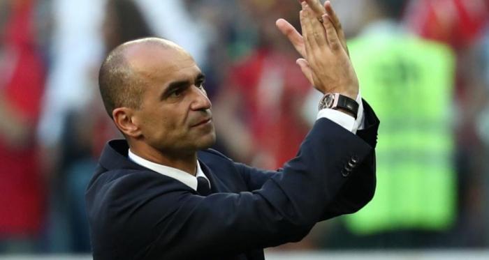 Roberto Martínez, seleccionador de Bélgica Foto: Reuters