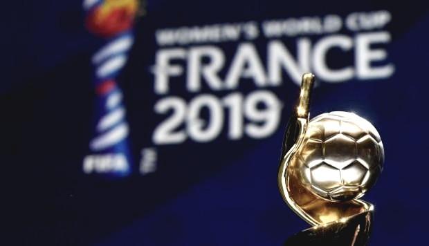 La copa en el Sorteo previo   Foto: FIFA Oficial
