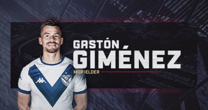 Gastón Giménez firma por Chicago Fire