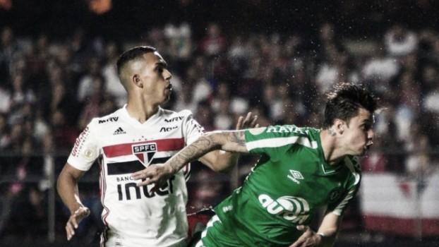 São Paulo x Chapecoense AO VIVO: onde assistir ao jogo em tempo real pelo Campeonato Brasileiro 2021