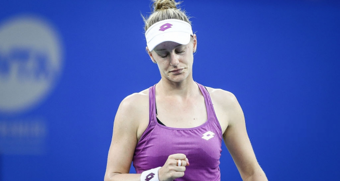 Alison Riske will look to end her season on a high in Zhuhai | Photo: Wang He