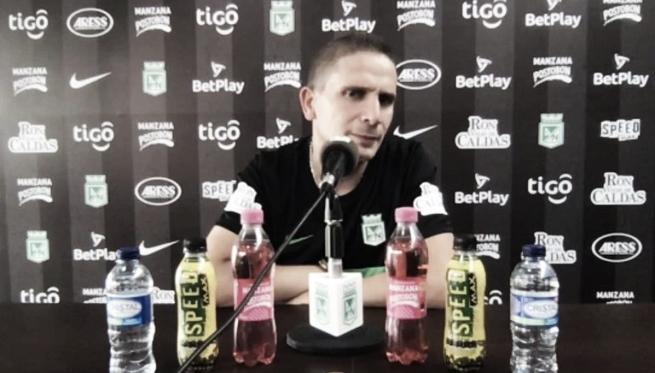 """Juliano Fontana:""""La cancha de Pereira fue la mejor opción para la Libertadores"""""""