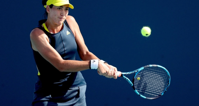 WTA Miami: Bianca Andreescu and Garbiñe Muguruza set up last 16 clash as big names start to fall