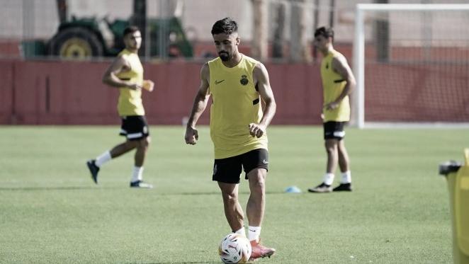 Jaume Costa, cuarta incorporación del RCD Mallorca
