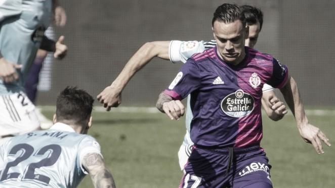 Celta de Vigo - Real Valladolid: puntuaciones del Valladolid en la jornada 25 de LaLiga Santander