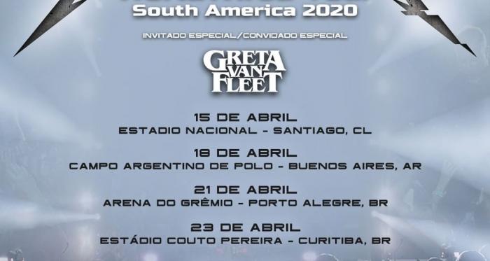 Divulgação/Metallica
