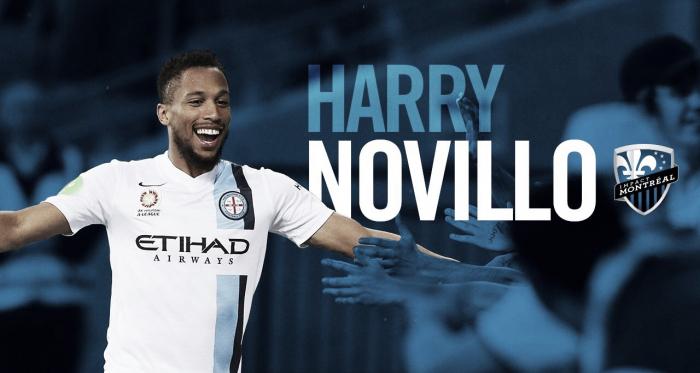 Montreal Impact firma a Harry Novillo
