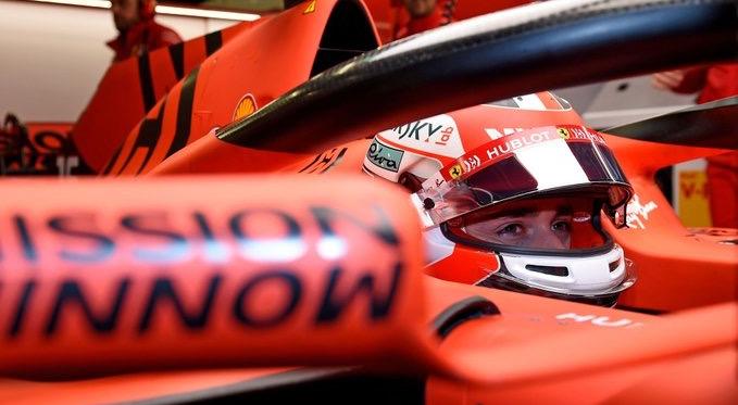 Charles Leclerc | Foto: Scuderia Ferrari