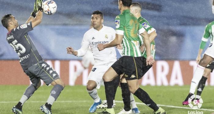 El Madrid se queda sin pólvora
