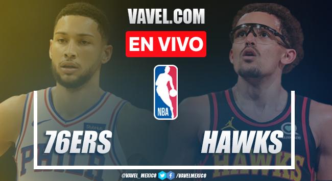 Philadelphia 76ers vs Atlanta Hawks EN VIVO: cómo ver transmisión TV online en Juego 6 Playoffs NBA