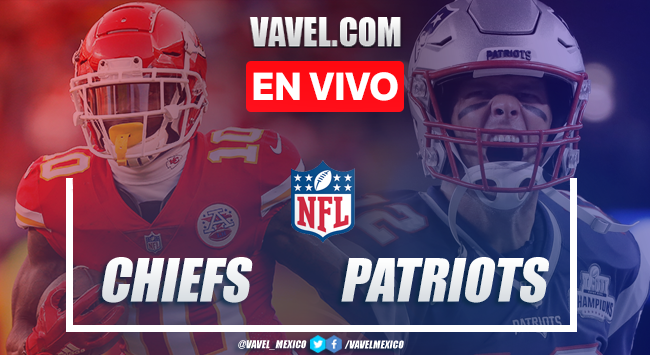 Resumen y toudchdowns: Kansas City Chiefs 23-16 New England Patriots en NFL 2019
