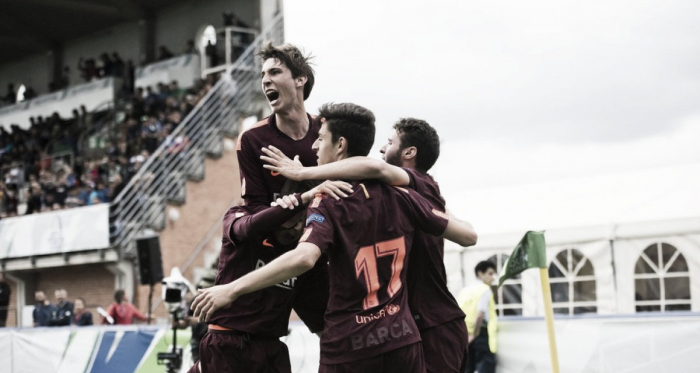 Foto: Prensa FC Barcelona