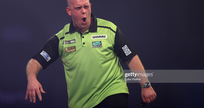 Darts: Five former world champions fall on the opening day of 2021 UK Open